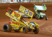 5-17-17 Lincoln Speedway World of Outlaws Sprints - Lee Greenawalt photography