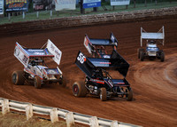 6-1-18 Williams Grove Speedway 410 and 358 Sprints - Lee Greenawalt Photography