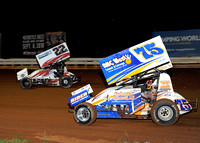 6-15-18 Williams Grove Speedway 410 Sprints - Lee Greenawalt photography