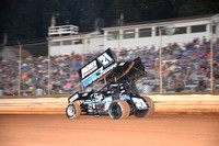 Lincoln Speedway Dirt Classic...Harry Meeks Photos